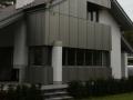 Pre-Weathered Grey Composite Panels (NOVA COMPOSITE)