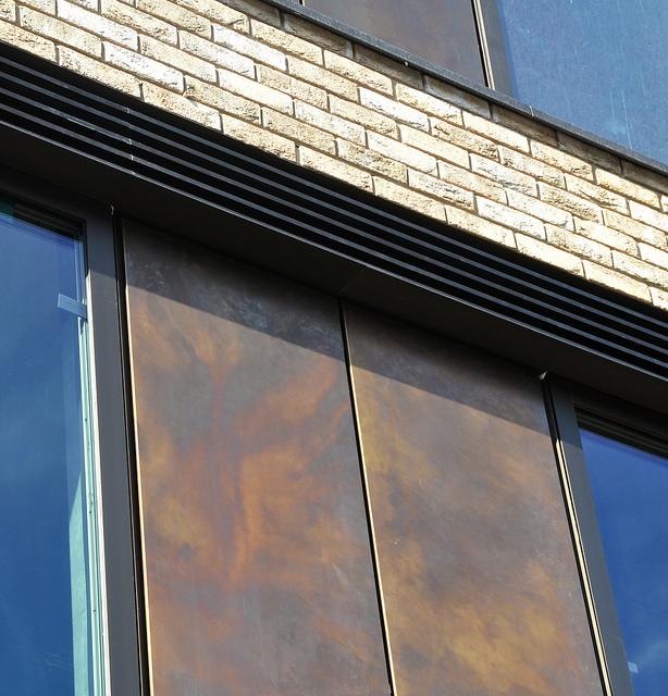 Proteus Hr Composite Honeycomb Metal Rainscreen Cladding