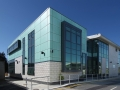 PROTEUS Rainscreen Cladding in TECU Patina, Energy & Fabrication Centre, Llangefni, Anglesey