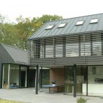 Nedzink NOIR Zinc Roofing and Cladding