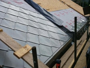 Amphibious House Zinc Roof And Cladding Grand Designs