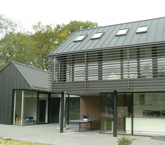 How much will a Zinc Roof Cost?