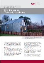 Amphibous House Zinc Shingles Case Study