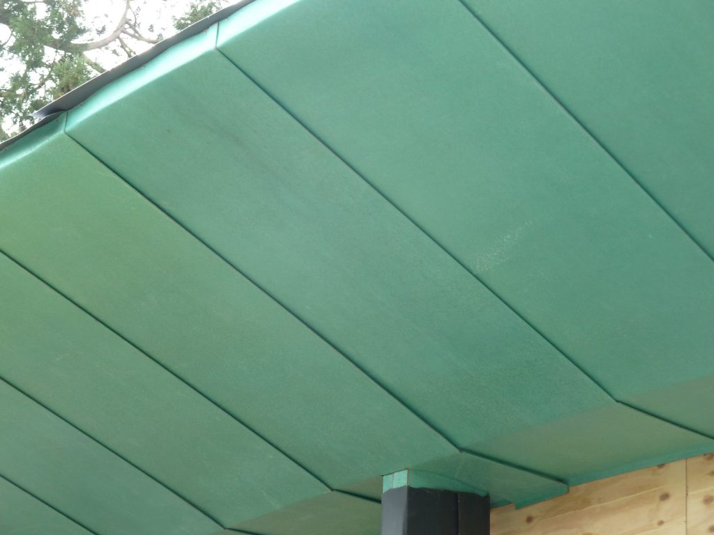 Copper Cladding: Single Overlap Joints