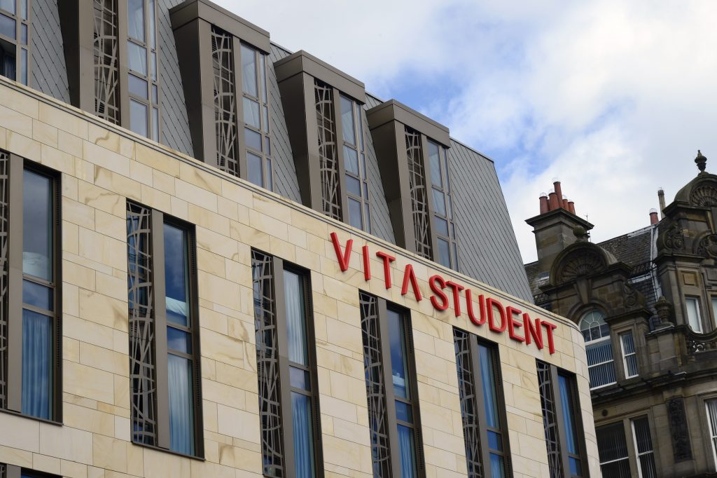 Zinc Shingles Vita Student Newcastle mansard roof