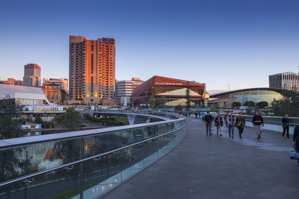 Adelaide Convention Centre Cladding - Approach