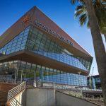 Adelaide Convention Centre Cladding - Entrance