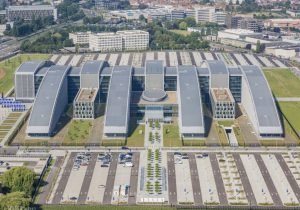 Nato Headquarters, Brussels – Europe's largest zinc roof
