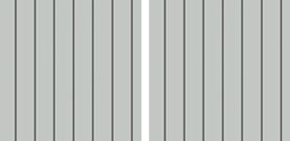 Falzonal Standard Grey Aluminium
