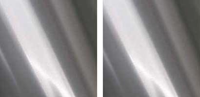 Vestis K2 Natural aluminium
