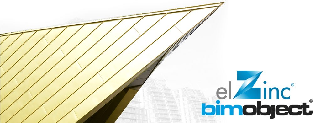 BIM Objects for Zinc Roofing and Cladding - elzinc BIMObject