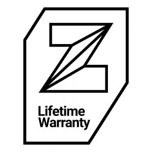 elZinc Lifetime Zinc Warranty Logo