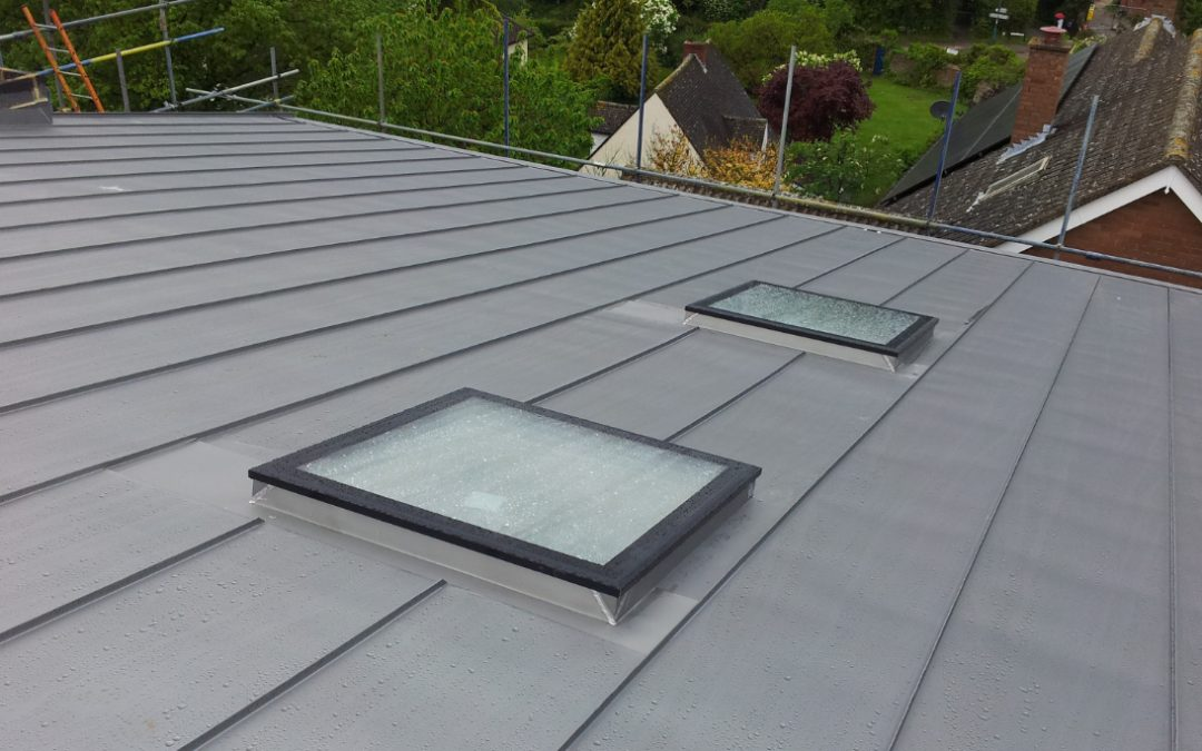 Rooflights in Zinc Roofing – Three Key Questions