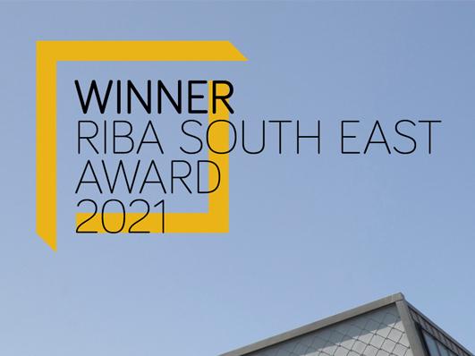 Lady Bee Enterprise Centre wins RIBA South East Award 2021